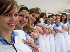 Nurses, photo