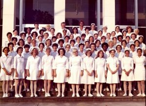 Photo: Nursing, class of 1977