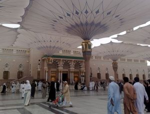 Photo: Al-Masjid an-Nabawi