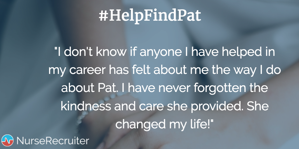 #HelpFindPat: Quote