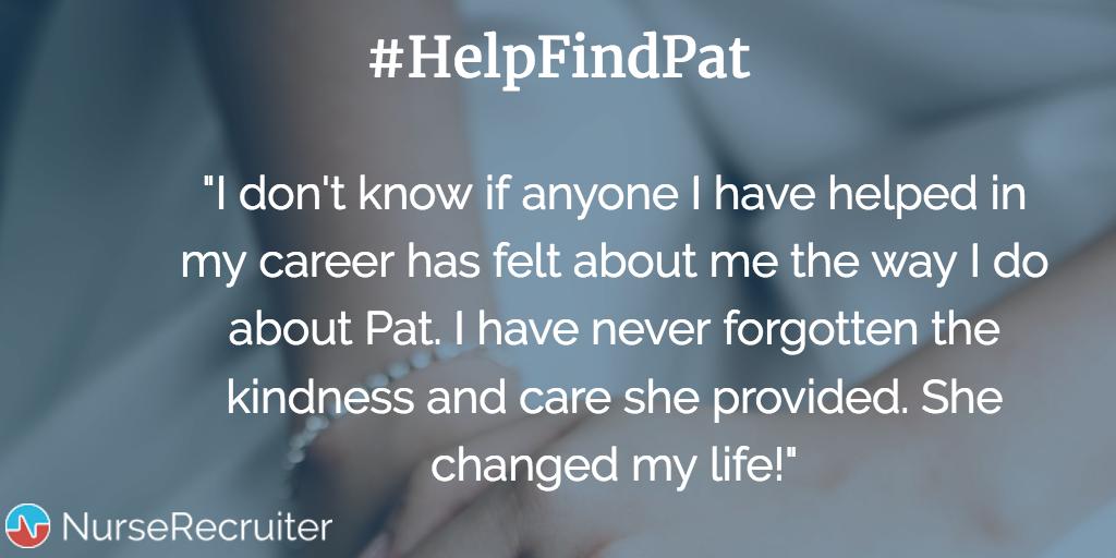 #HelpFindPat: Quote