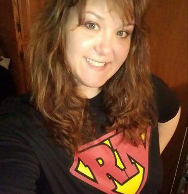 Kim Ashcraft, story contest winner March 2017