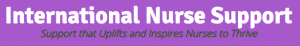International Nurse Support - blog logo