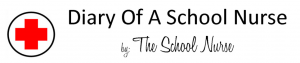 Diary of a School Nurse - blog logo