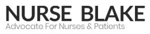 Nurse Blake - logo