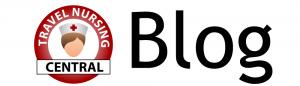 Travel Nursing Central - logo-Blog
