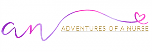 Adventures of a nurse - Blog logo