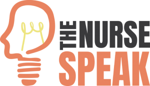 The Nurse Speak logo