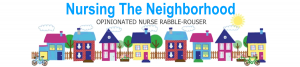 Nursing The Neighborhood - logo