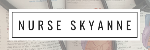 Nurse Skyanne blog logo