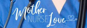 Mother Nurse Love logo