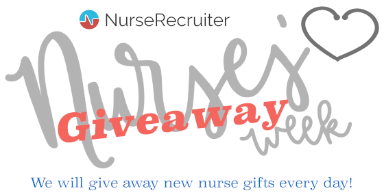 Image: We will give away new nurse gifts every day!